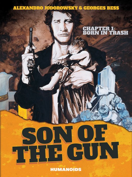 Son of the Gun #1-4 Complete