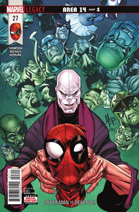 Spider-Man - Deadpool #27