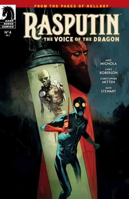 Rasputin - The Voice of the Dragon #4