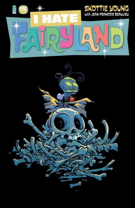 I Hate Fairyland #16