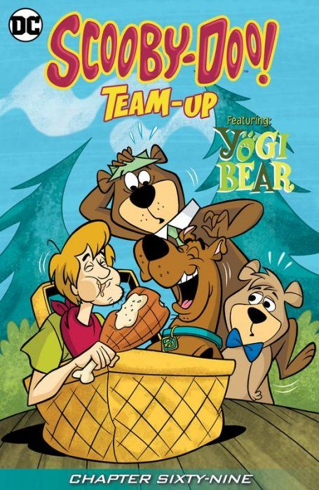 Scooby-Doo Team-Up #69