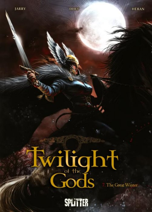 Twilight of the Gods Vol.7-9 Complete