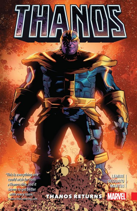 Thanos Vol.1 - Thanos Returns