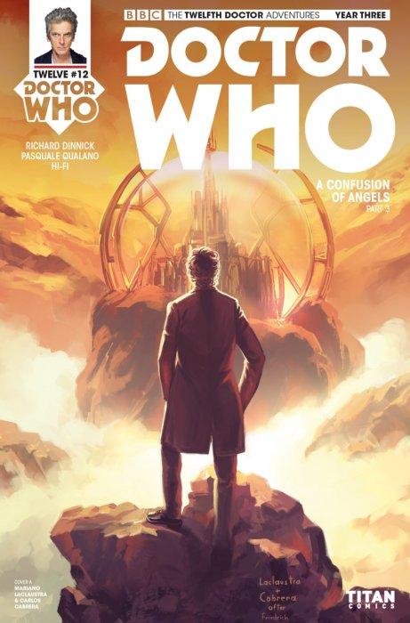 Doctor Who - The Twelfth Doctor Year Three #12