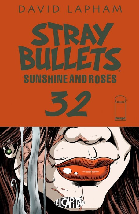 Stray Bullets - Sunshine & Roses #32