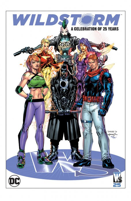 Wildstorm - A Celebration of 25 Years #1 - HC