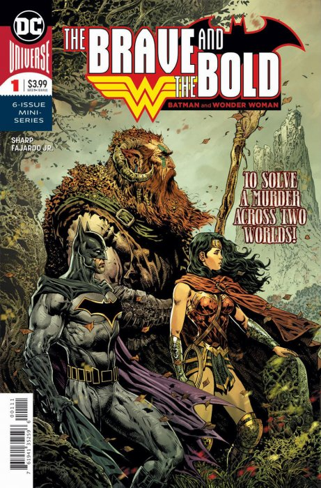 The Brave and the Bold - Batman and Wonder Woman #1