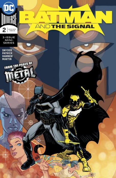 Batman & the Signal #2