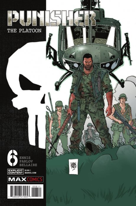 Punisher - The Platoon #6