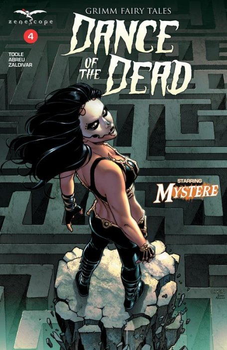 Grimm Fairy Tales - Dance of the Dead #4