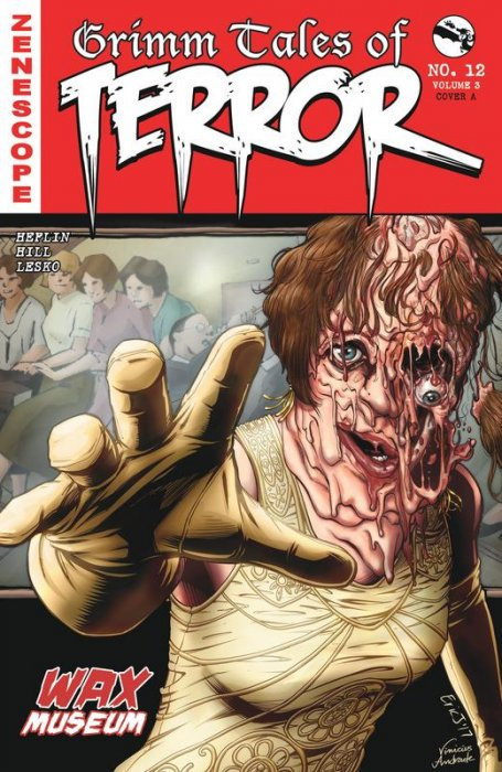 Grimm Tales of Terror Vol.3 #12