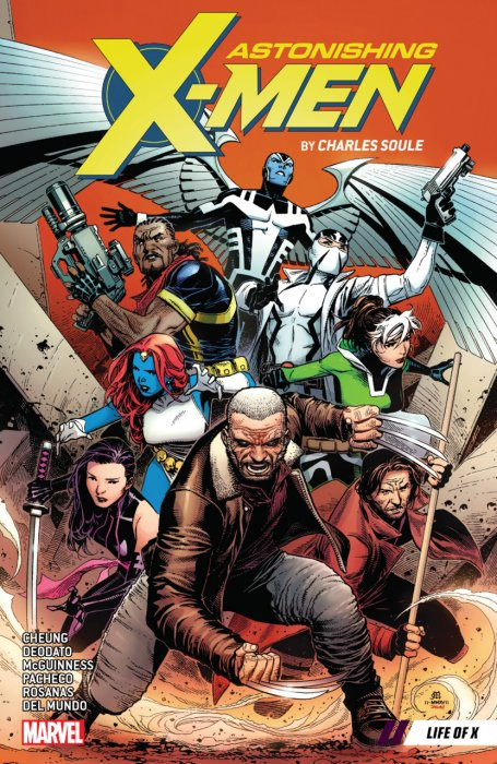 Astonishing X-Men by Charles Soule Vol.1 - Life of X