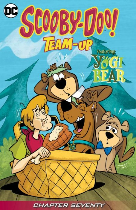 Scooby-Doo Team-Up #70