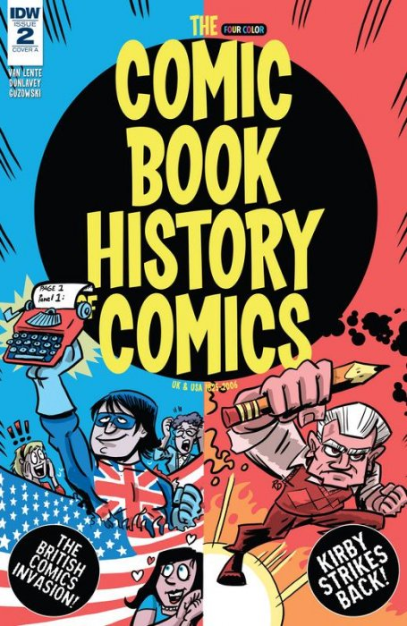 Comic Book History of Comics Vol.2 #2