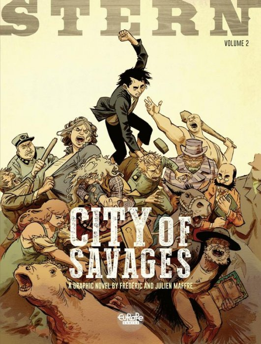 Stern #2 - City of Savages