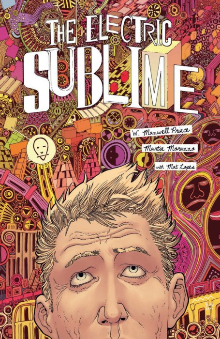 The Electric Sublime #1 - TPB