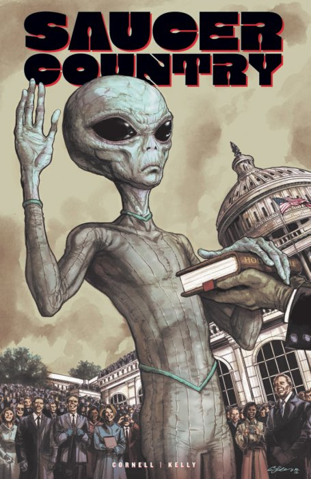 Saucer Country #1 - TPB