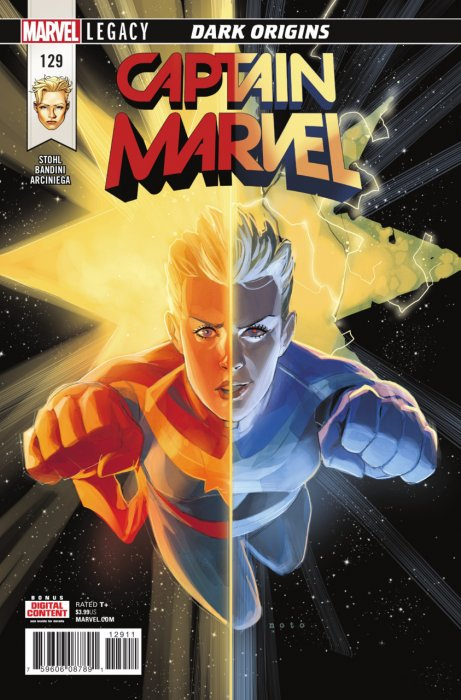Captain Marvel #129