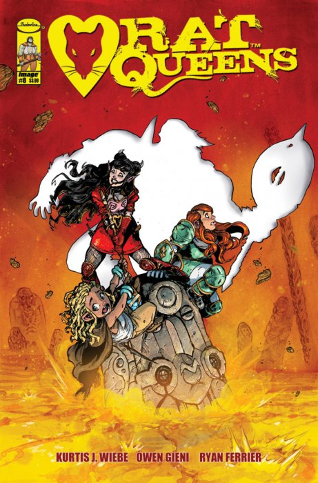 Rat Queens Vol.2 #8
