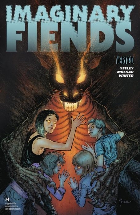 Imaginary Fiends #4