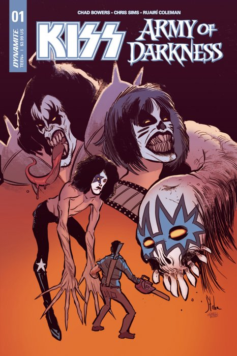 KISS - Army of Darkness #1