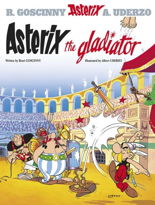 Asterix #4-8 Complete