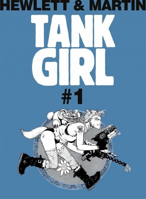 Tank Girl Classic #01-14 Complete (HD)