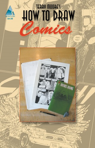 Terry Moore's How To Draw - Comics