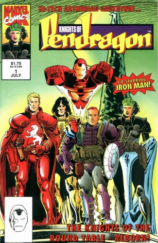 Knights of Pendragon vol.2 #1-15 (Complete)