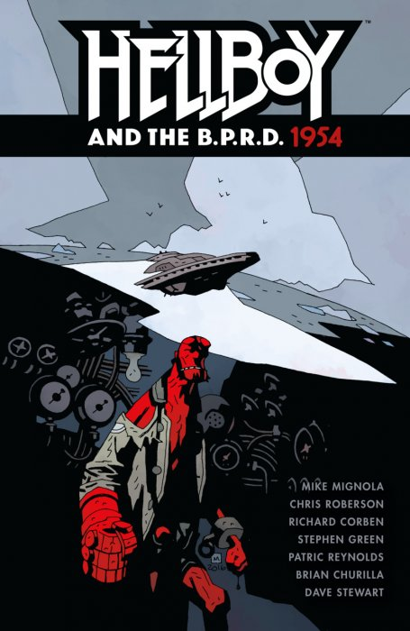 Hellboy and the B.P.R.D. - 1954 #1 - TPB