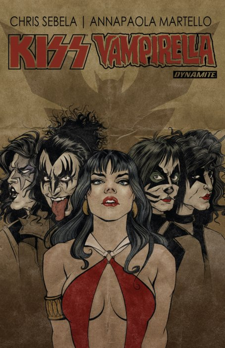 Kiss - Vampirella Vol.1