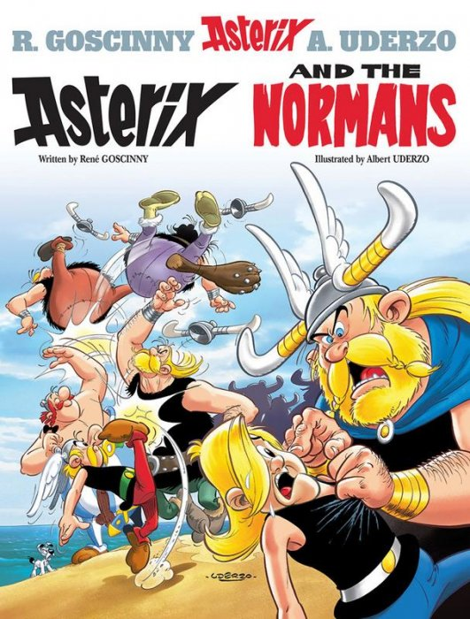 Asterix #9-11 Complete