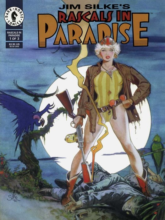 Rascals in Paradise #1-3 Complete