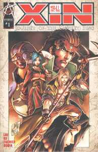 Xin - Journey Of The Monkey King #1-3 Complete