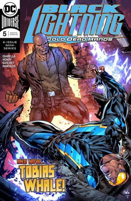 Black Lightning - Cold Dead Hands #5