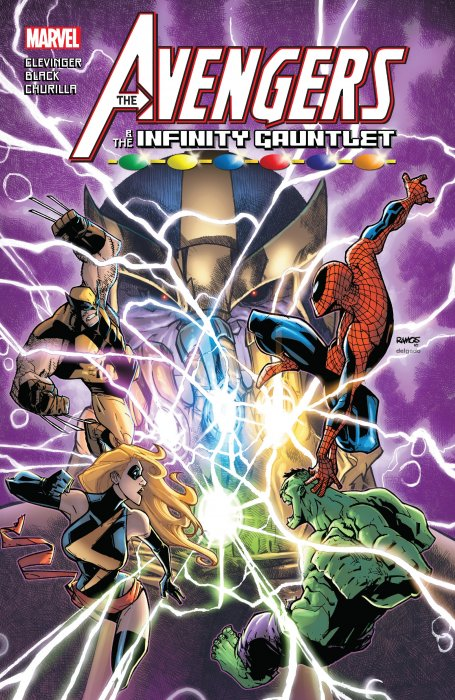 Avengers & The Infinity Gauntlet #1