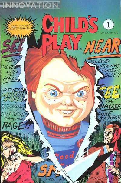 Child's Play #01-05 (Innovation)