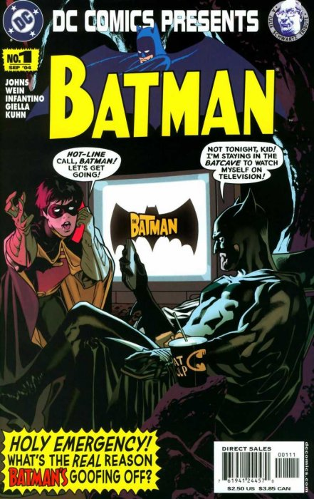 DC Comics Presents - Batman