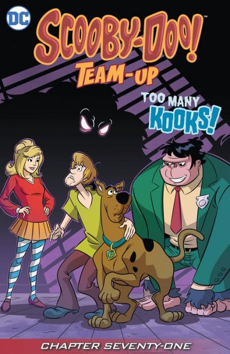 Scooby-Doo Team-Up #71