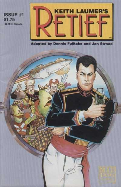 Keith Laumer's Retief #01-06 (Mad Dog)