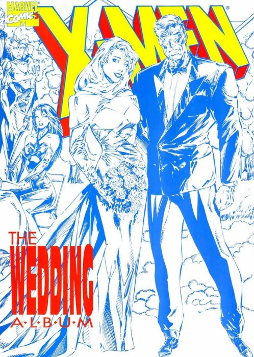 X-Men - The Wedding Album #1
