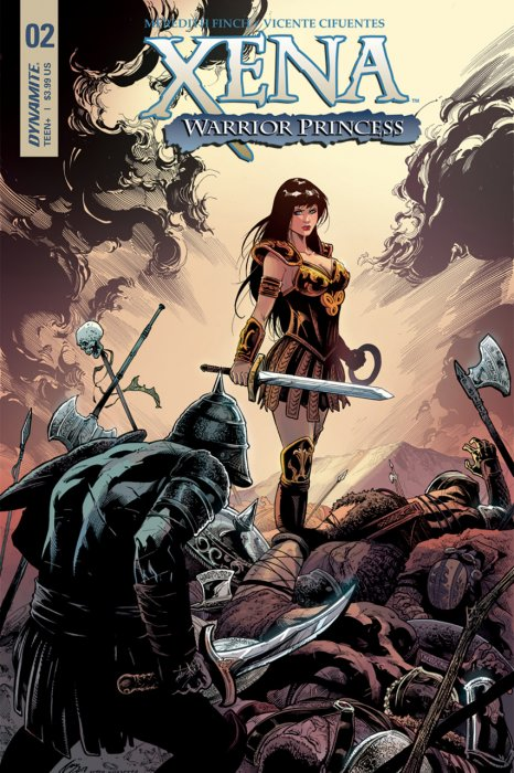 Xena - Warrior Princess #2