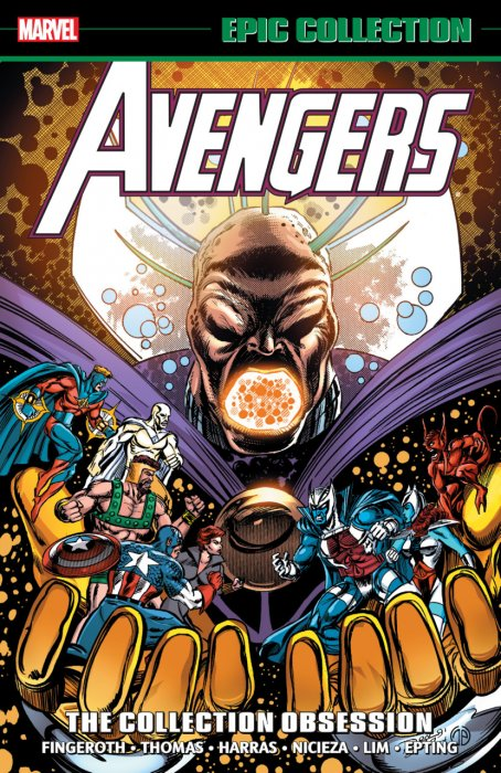 Avengers Epic Collection - The Collection Obsession #1 - TPB