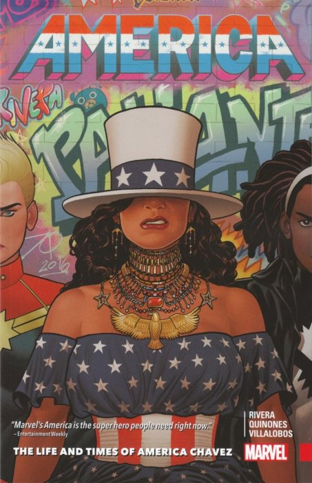 America Vol.1 - The Life and Times of America Chavez