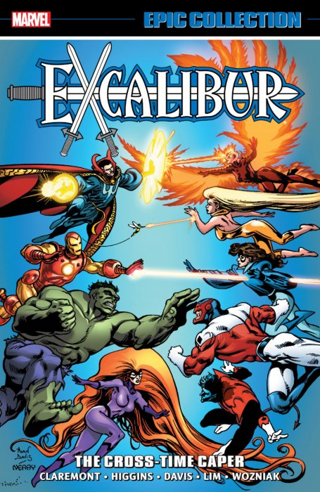 Excalibur Epic Collection Vol.2 - The Cross-Time Caper