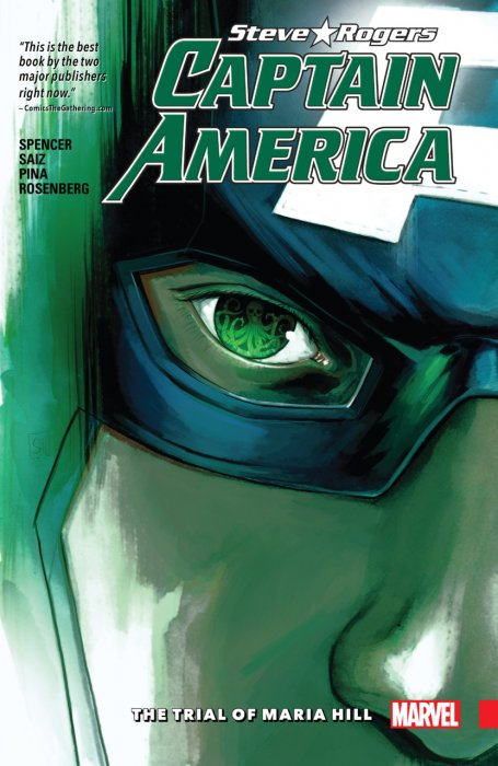 Captain America - Steve Rogers Vol.2 - The Trial of Maria Hill