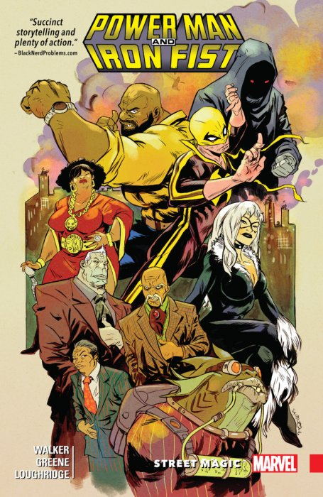Power Man and Iron Fist Vol.3 - Street Magic