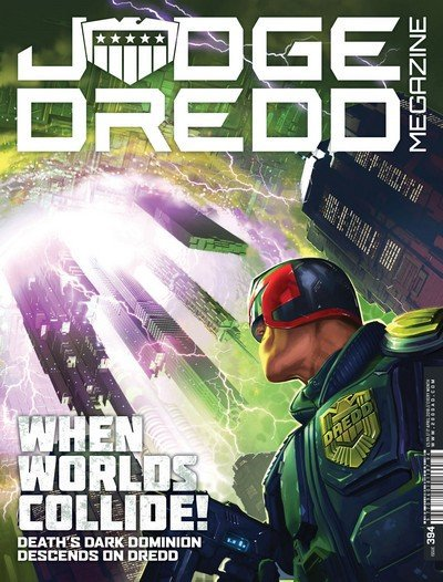 Judge Dredd The Megazine #394