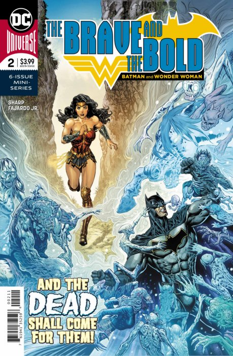 The Brave and the Bold - Batman and Wonder Woman #2