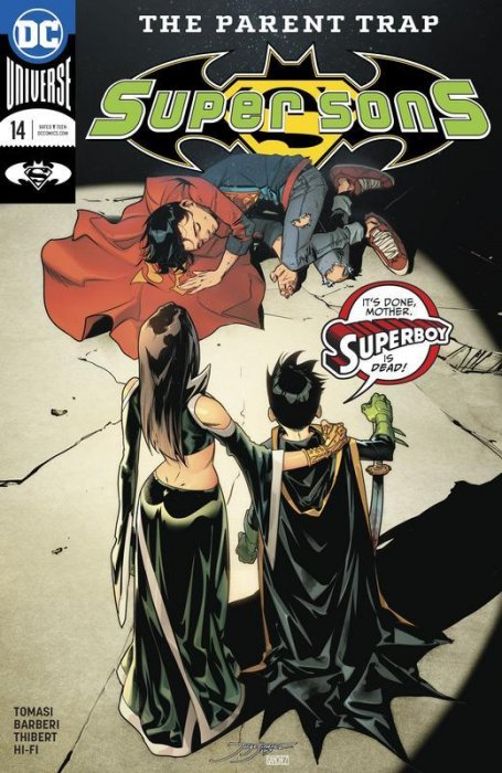 Super Sons #14